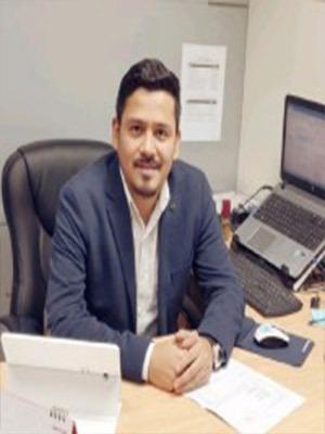 Daniel Pinto, Gerente Proyectos