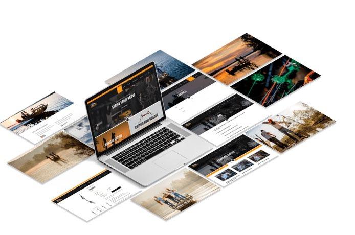 Diseño de todo tipo de páginas web a medida
